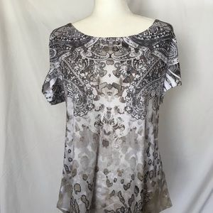 Style & Co XL Beautiful Top